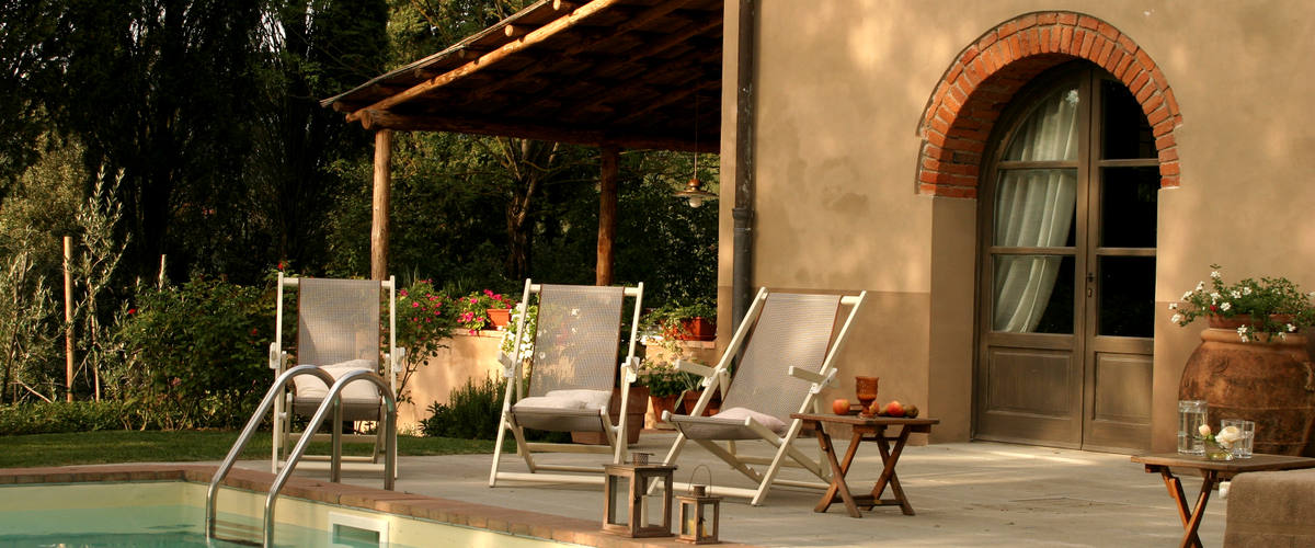 Vacation Rental Villa Leonina