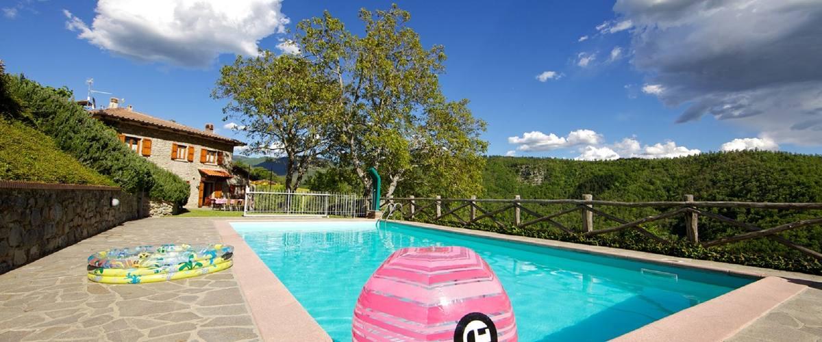 Vacation Rental Villa Lonna