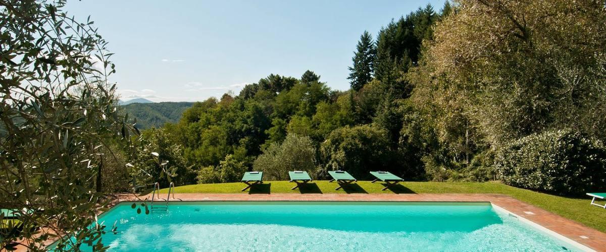 Vacation Rental Villa Il Rivolo