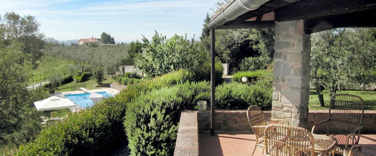 Vacation Rental Villa Savino