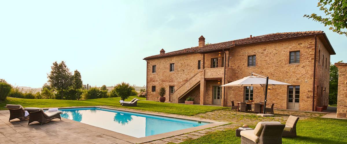Vacation Rental Villa Lanza