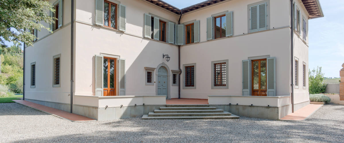 Vacation Rental Villa Graziana