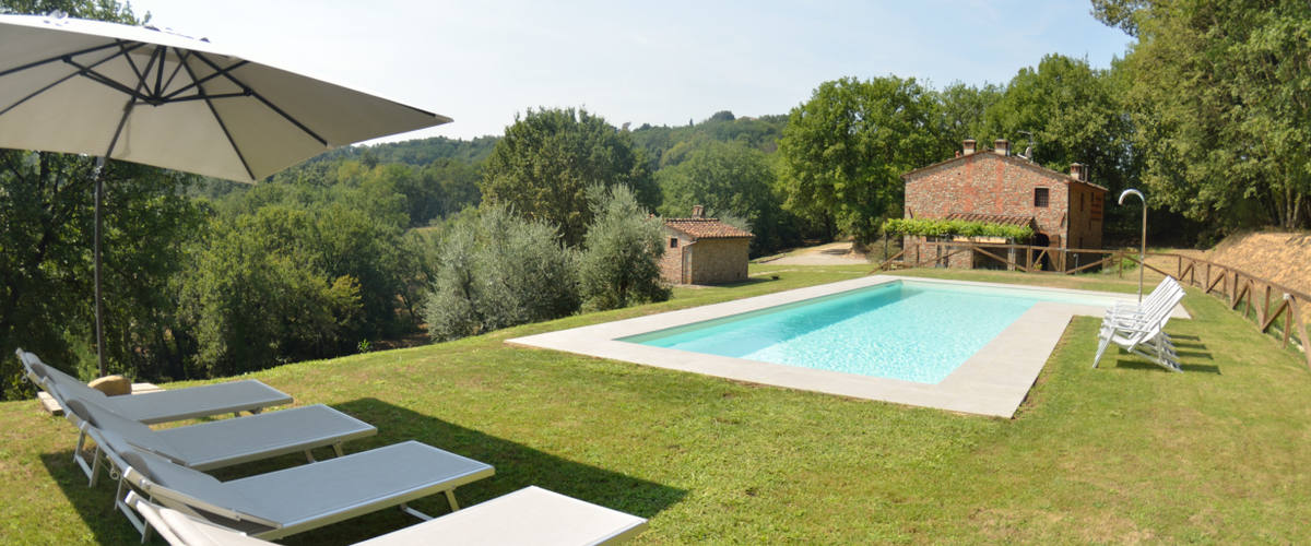 Vacation Rental Villa Aderente