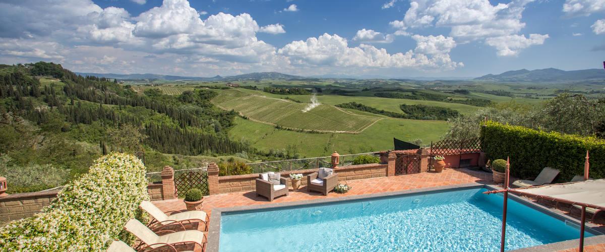 Vacation Rental Villa Favola
