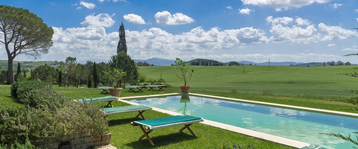 Vacation Rental Villa Elisa