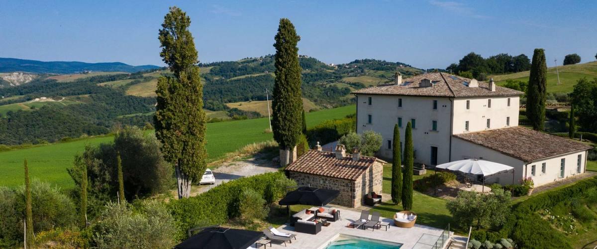 Vacation Rental Villa La Vigna
