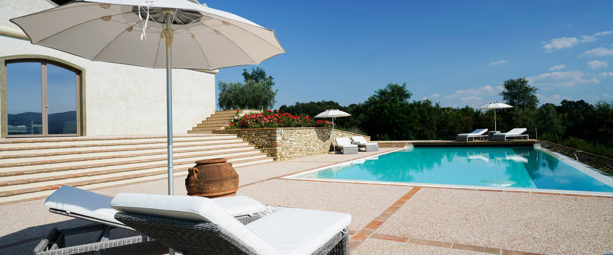Vacation Rental Villa Elena