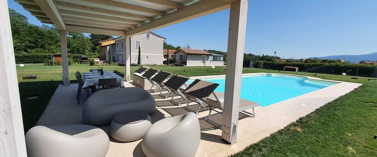 Vacation Rental Villa Luciella - 8 Guests