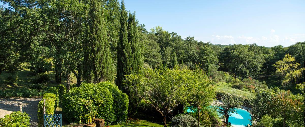 Vacation Rental Villa Porsenna