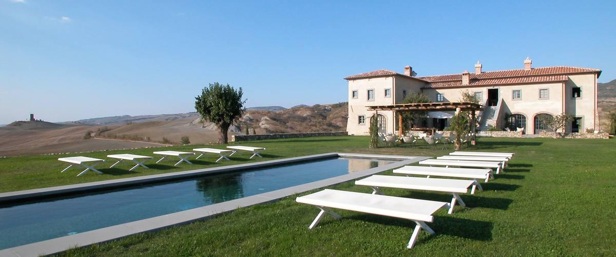 Vacation Rental Villa Belvedere