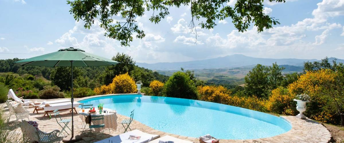 Vacation Rental Villa La Rocca - 14 Guests