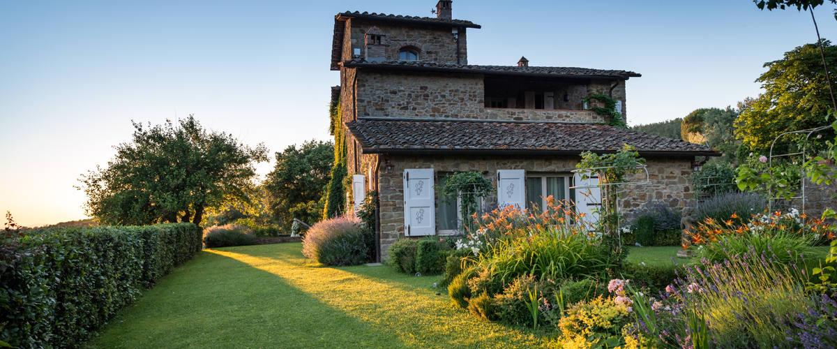 Vacation Rental Villa Castellina