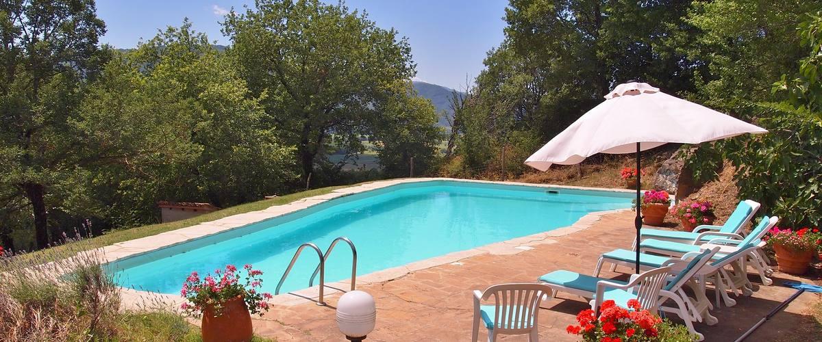 Vacation Rental Villa Cappella