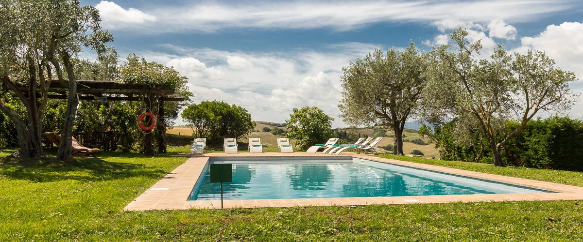 Vacation Rental Villa Orvieto - 10 Guests