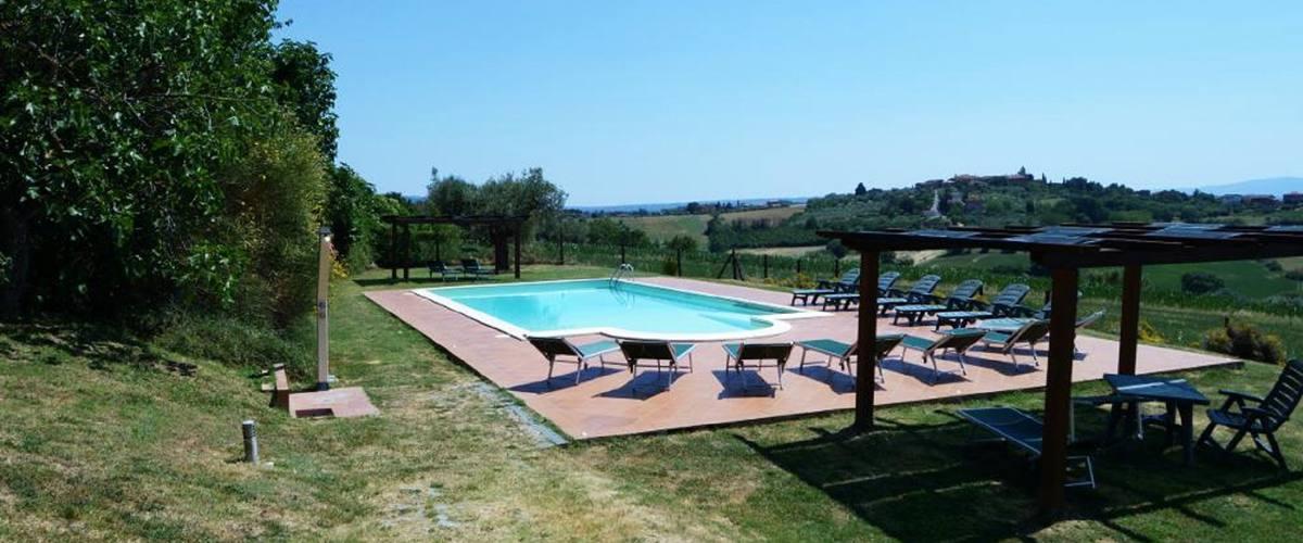 Vacation Rental Villa Padrino