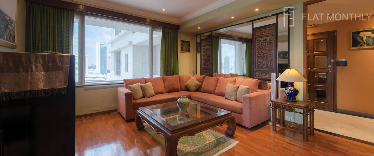 Vacation Rental Baan Sathorn 118