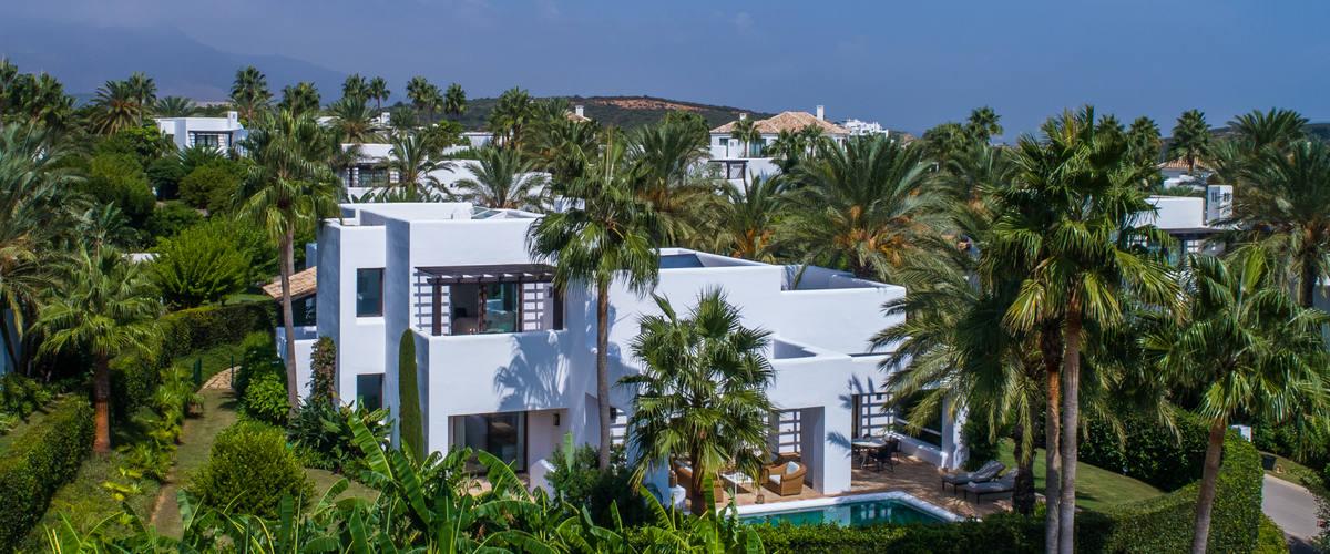 Vacation Rental Finca Cortesin - 4 Br Villa w. Pool