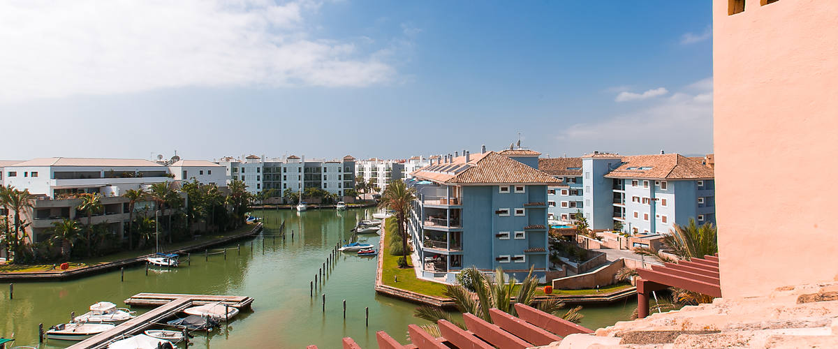 Vacation Rental Sotogrande Marina 3 Br Duplex With Large Terrace