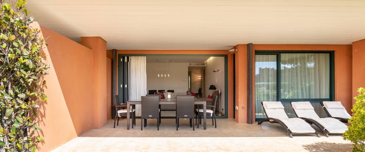 Vacation Rental Sotogrande Marina 2 Br Luxury Ground Floor Apt
