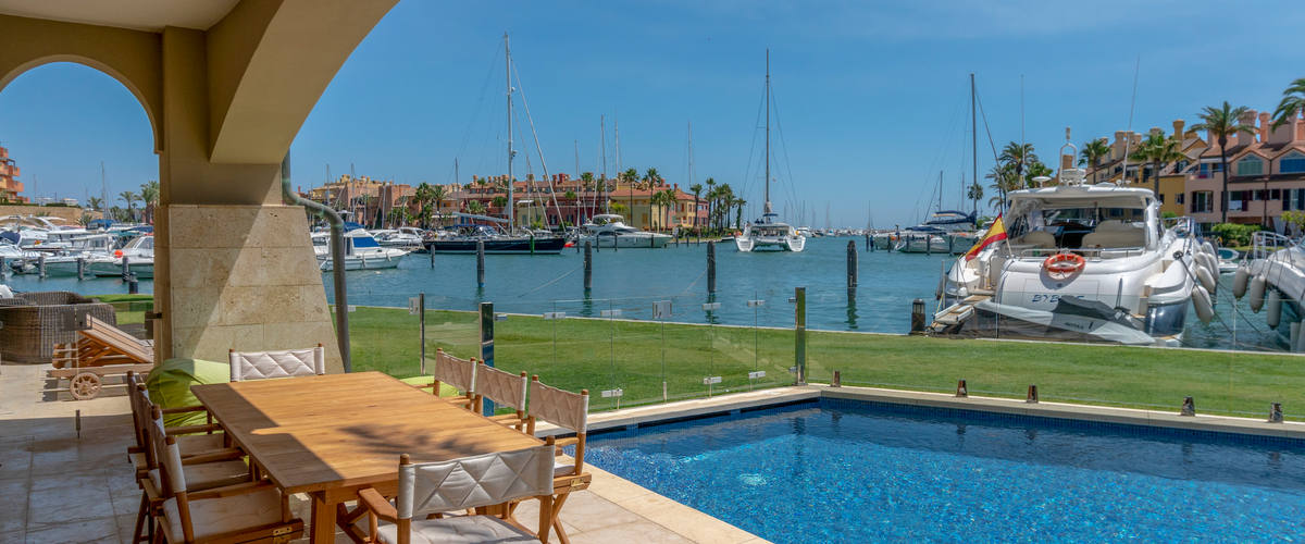 Vacation Rental Sotogrande Marina 3 Br Apartment with Private Pool