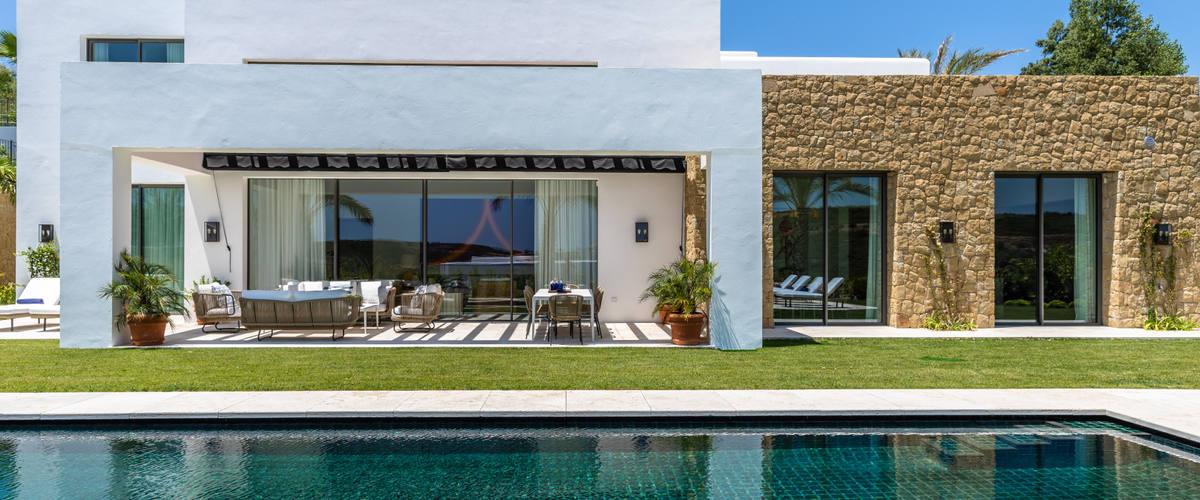 Vacation Rental Finca Cortesin - 5 Br Villa w. Pool
