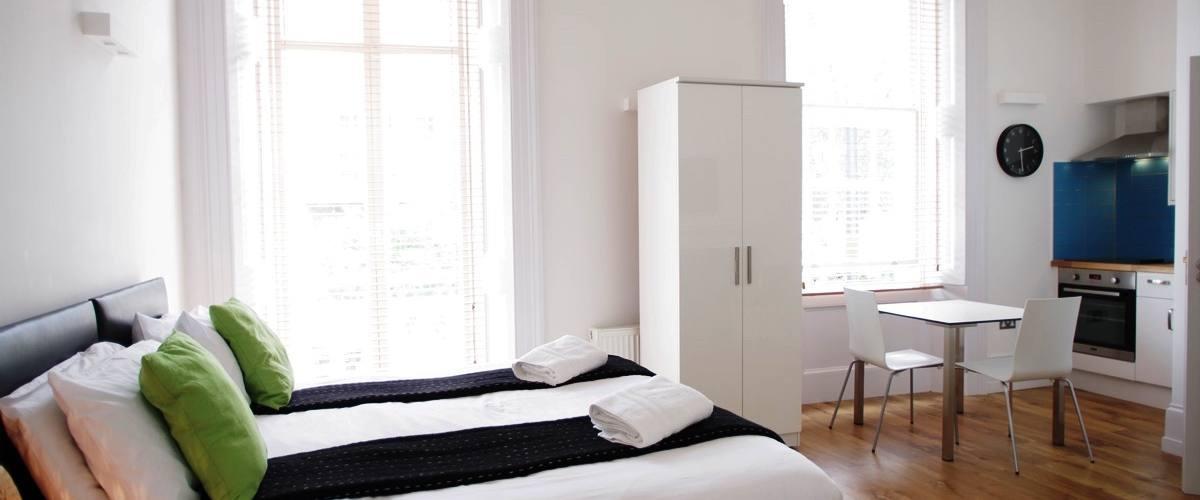 Vacation Rental Modern Bloomsbury Studio WC1