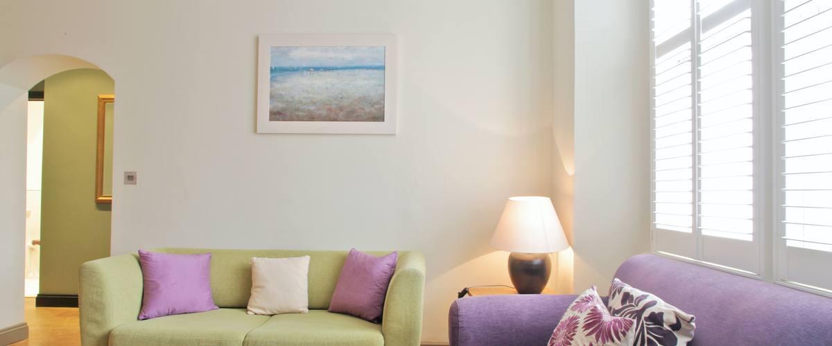 Vacation Rental Hurlingham Mansion Flat SW6