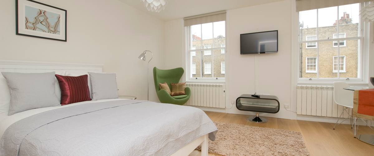 Vacation Rental Gloucester Studio Marylebone NW1