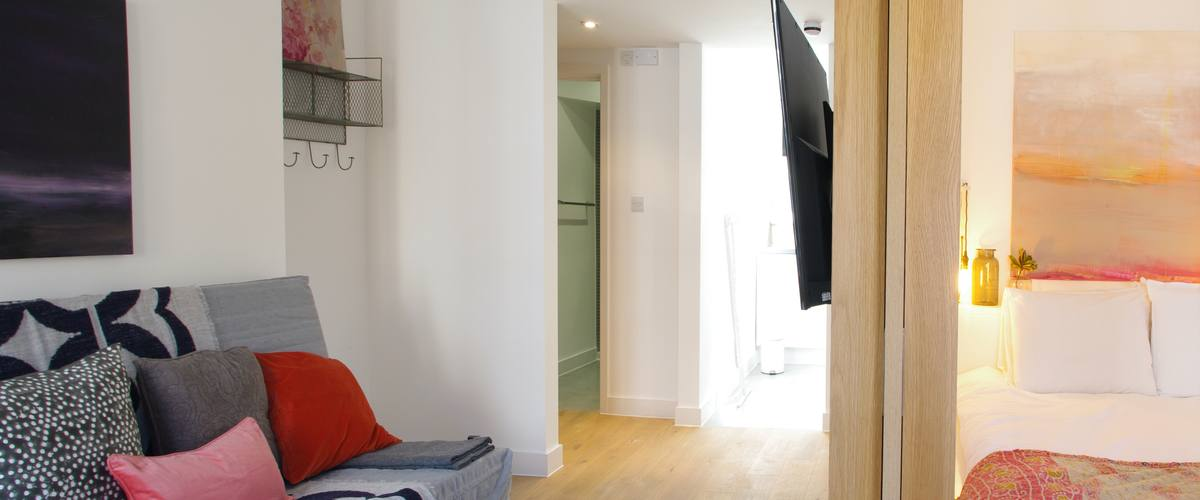Vacation Rental Fitzrovia Studio 2 W1