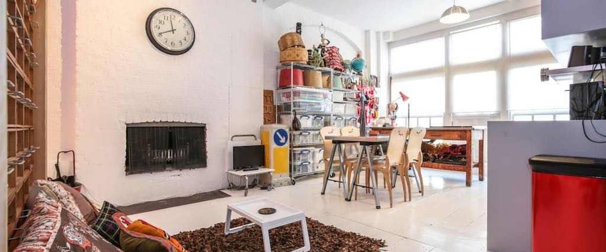 Vacation Rental Hoxton Studio Workshop N1