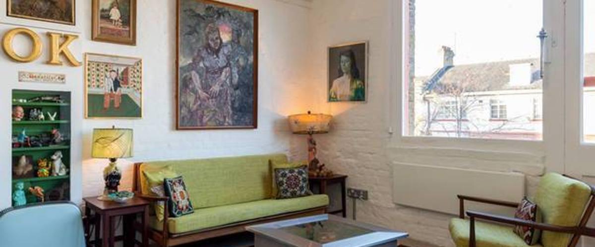 Vacation Rental Eclectic Hoxton Loft N1