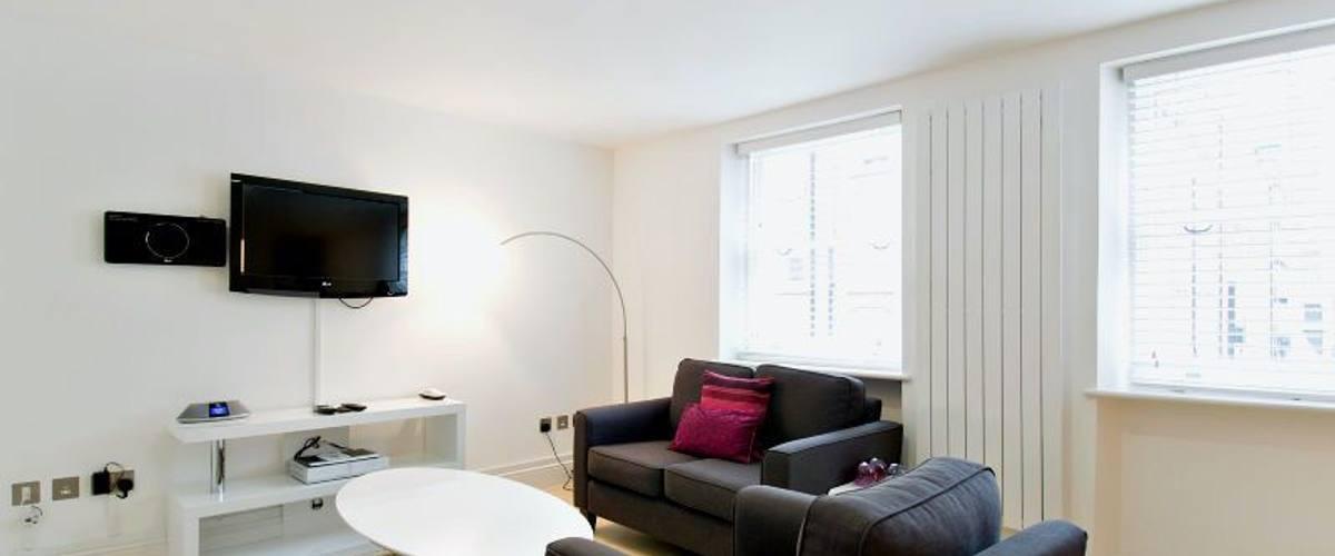 Vacation Rental Marylebone James' Studio W1