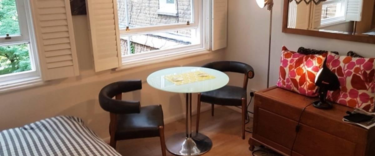 Vacation Rental Notting Hill Pembridge Studio W2