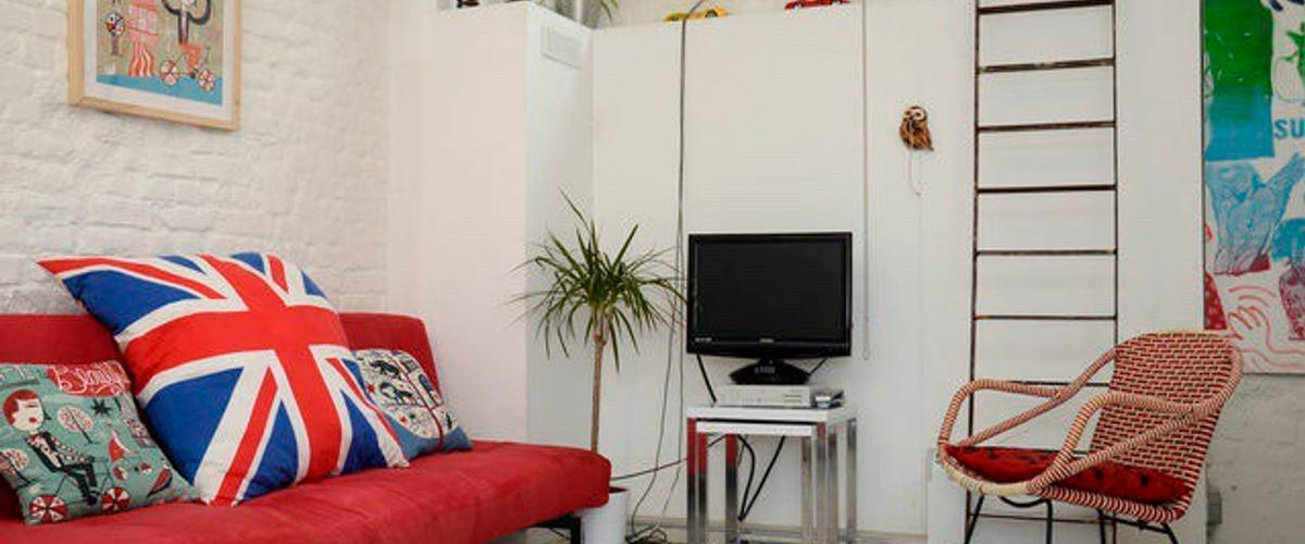 Vacation Rental Hoxton Studio 3 N1