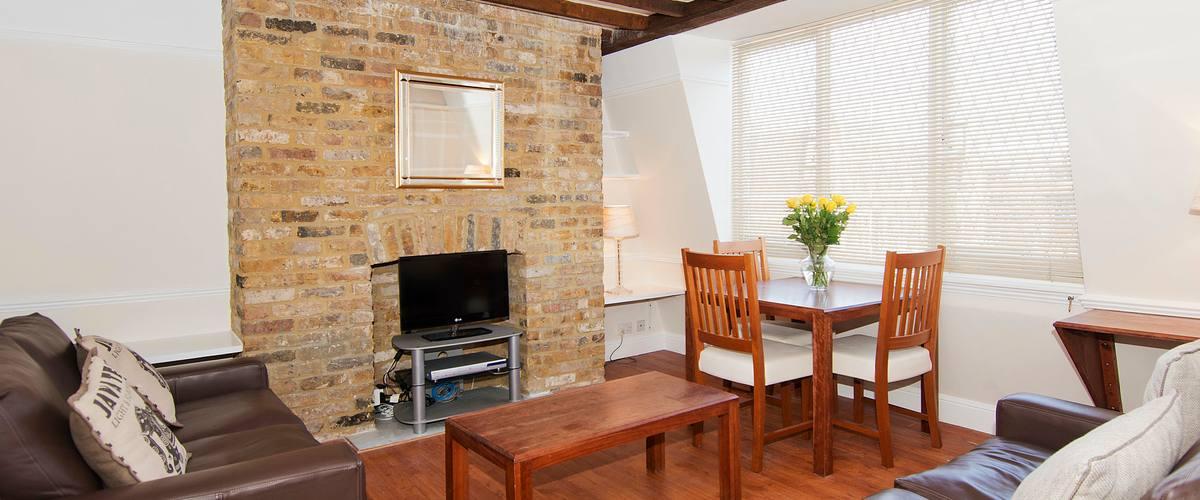 Vacation Rental Maybury Marylebone I W1