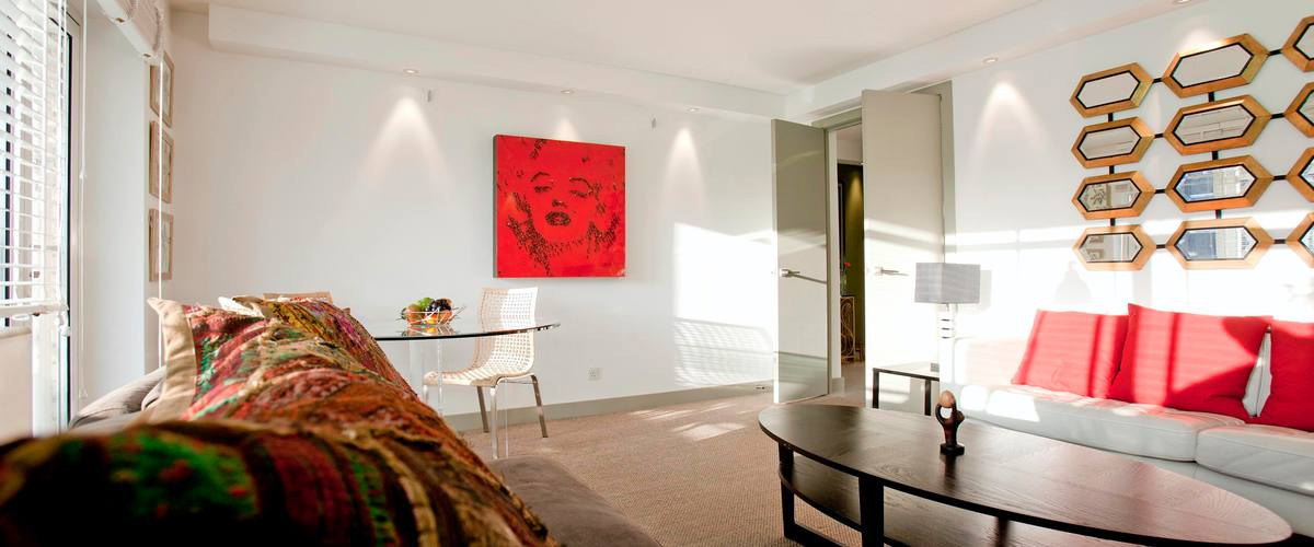 Vacation Rental Chelsea Modern SW10