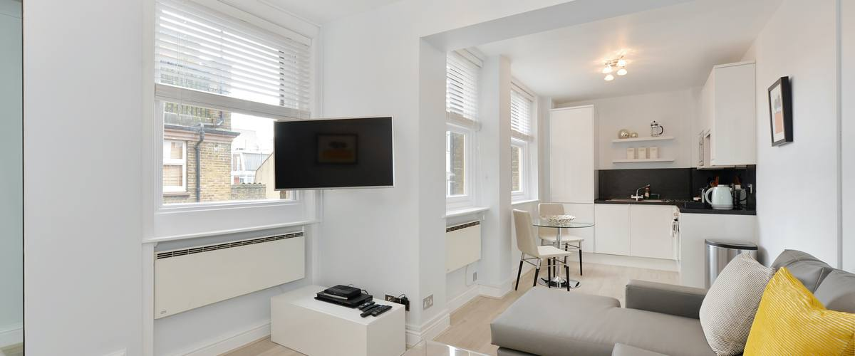 Vacation Rental Marylebone Chiltern Premium I W1