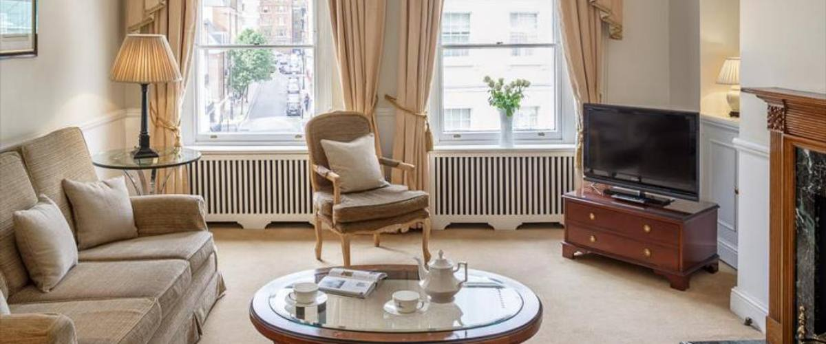 Vacation Rental Mayfair Curzon W1