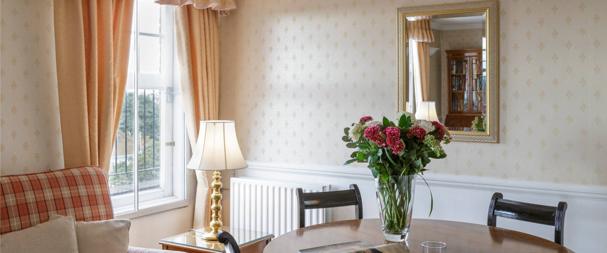 Vacation Rental Kensington Mansion III/2 SW5
