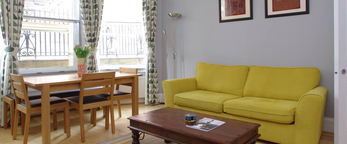 Vacation Rental Fitzrovia Gardens WC1