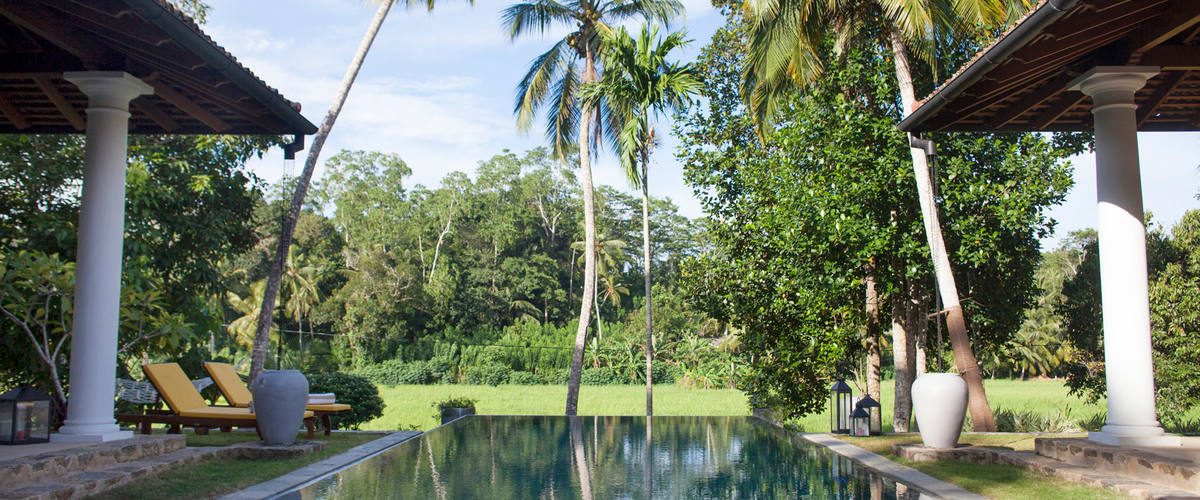 Vacation Rental Kumbura Villa