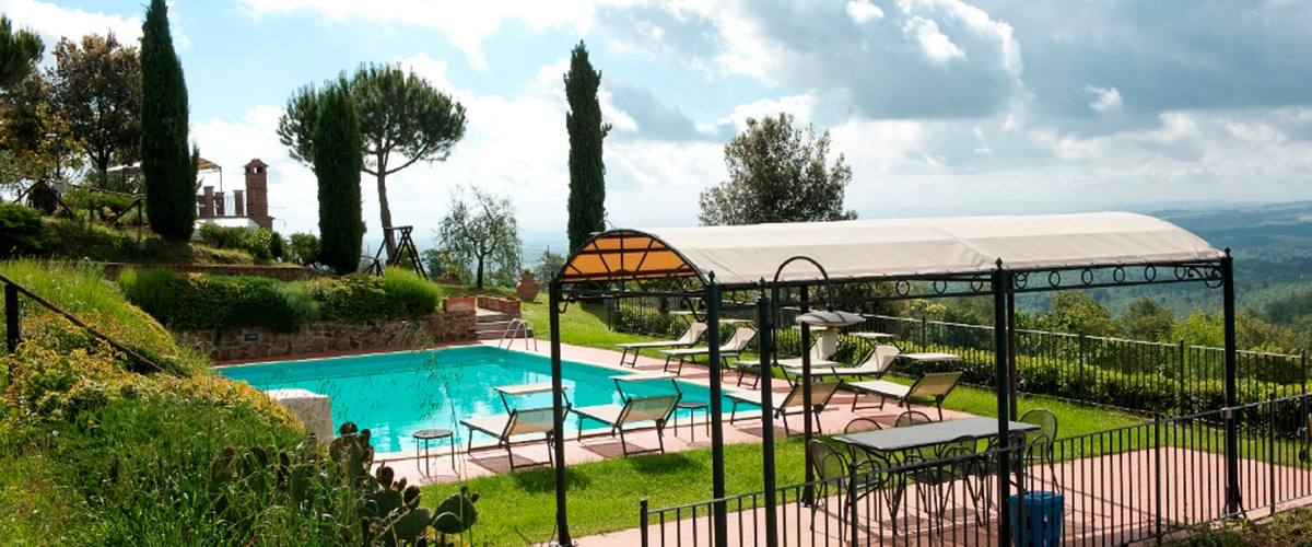 Vacation Rental Villa Montaperti