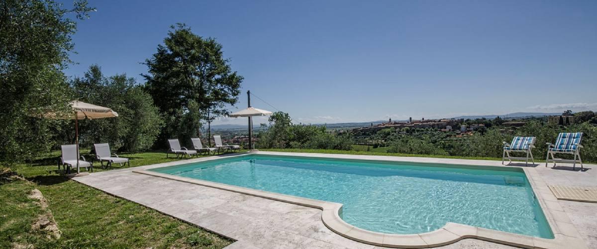 Vacation Rental Villa Saina