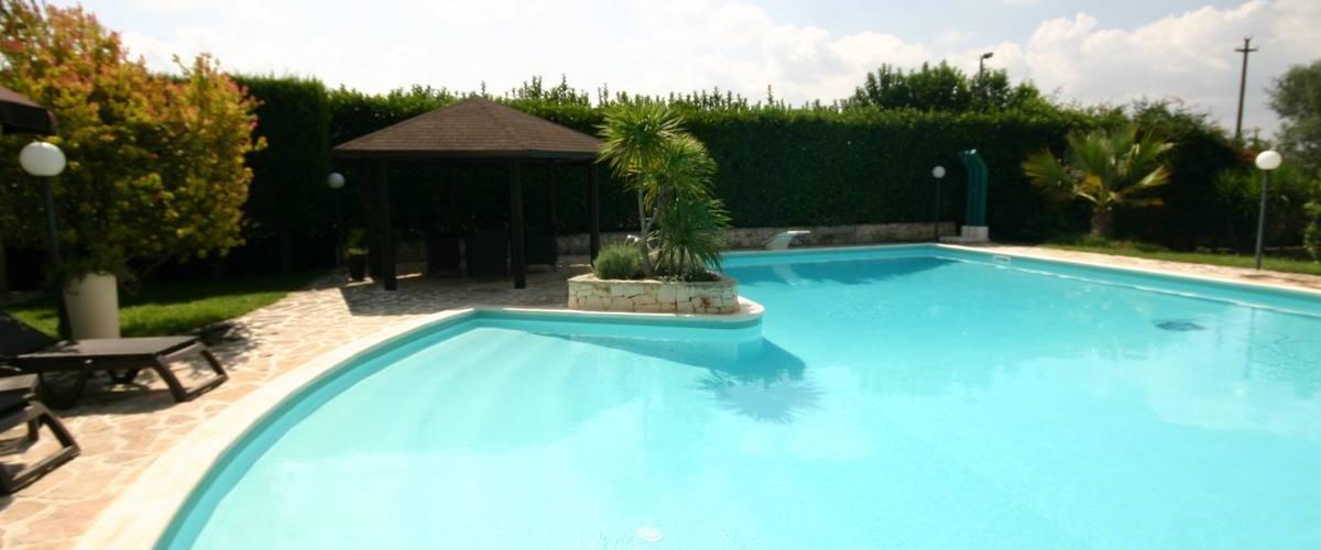 Vacation Rental Villa Fontana