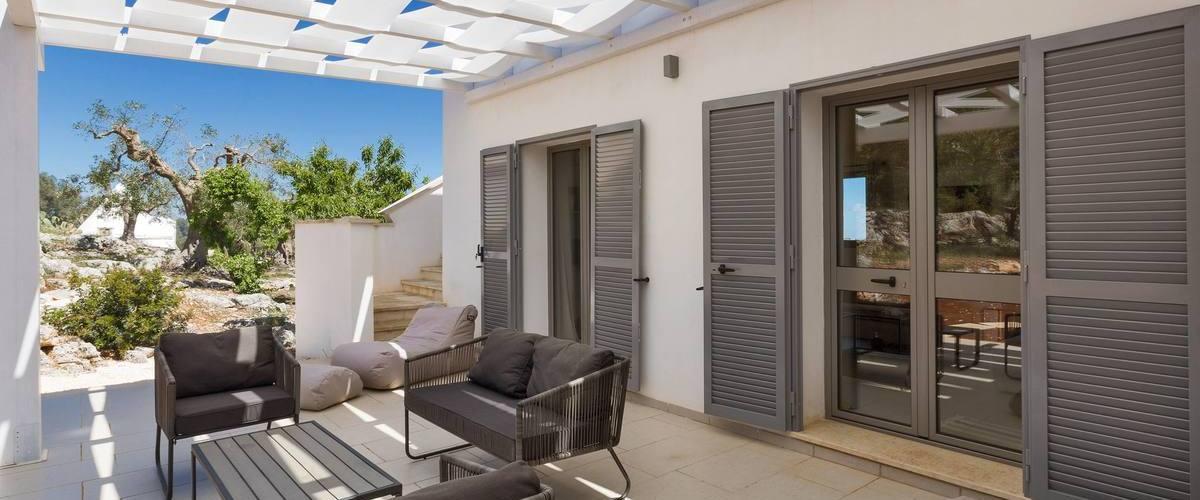 Vacation Rental Villa Messapia