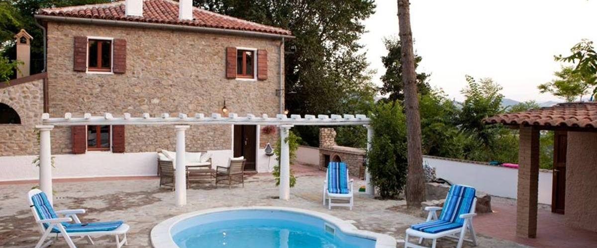 Vacation Rental Villa Rimini