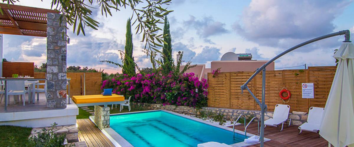 Vacation Rental Villa Ophelia