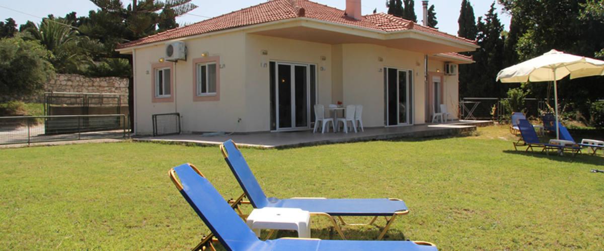 Vacation Rental Villa Baccus