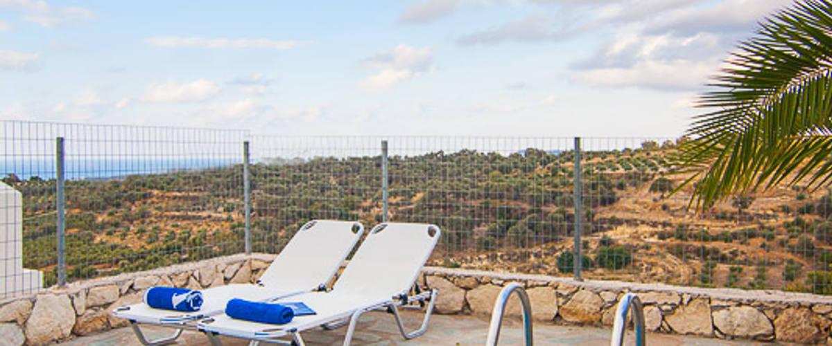Vacation Rental Villa Amethyst
