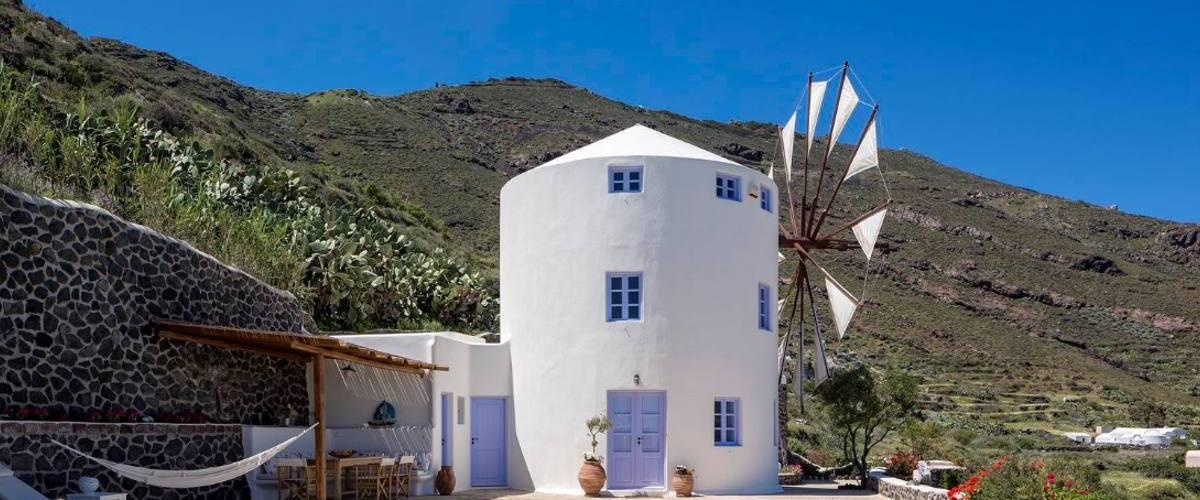 Vacation Rental Villa Anemomylos - Zoe